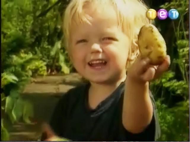 Телепузики (українською), Картопля - скачати