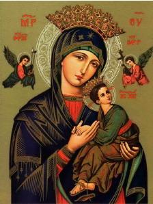Молебень до Пресвятої Богородиці