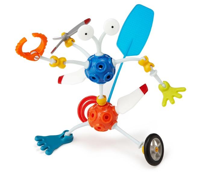 Конструктор OGOBILD. Тренди в іграшках: 8 кращих конструкторів для дітей