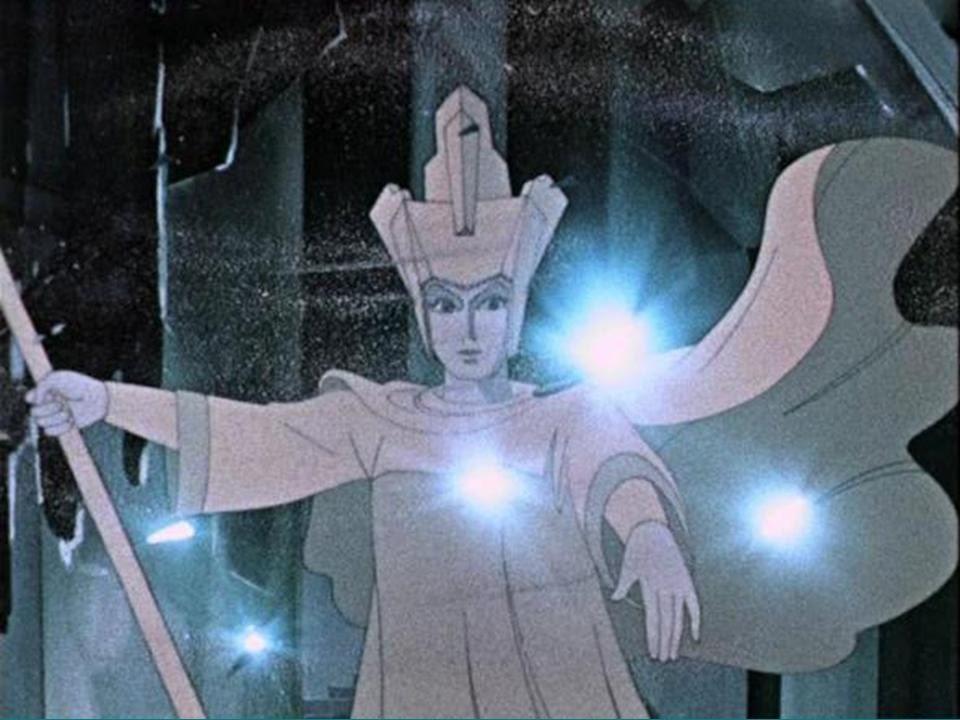 Снігова королева СРСР, 1957. 15 кращих новорічних мультфільмів для дітей