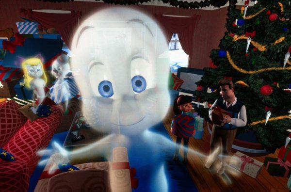 КАСПЕР: РІЗДВО ПРИВИДІВ США, 2000. 15 кращих новорічних мультфільмів для дітей