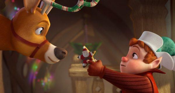 ВРЯТУВАТИ САНТУ Великобританія, США, 2013. 15 кращих новорічних мультфільмів для дітей