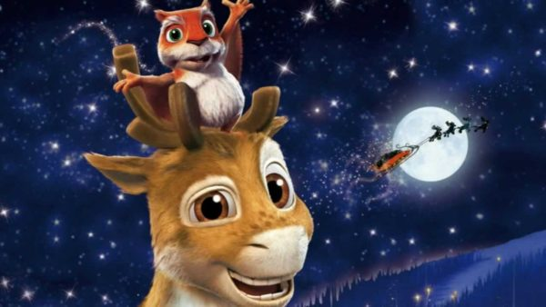 «НІКО: ШЛЯХ ДО ЗІРОК» Німеччина, Данія, 2008 рік. 15 кращих новорічних мультфільмів для дітей