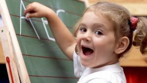 Навчання грамоти дітей дошкільного віку