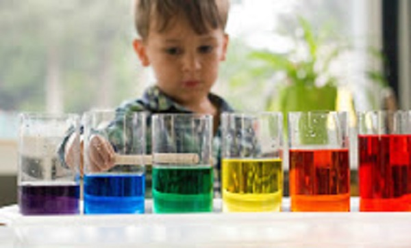 Розвиваючі монтесорі-ігри для дітей 3-6 років