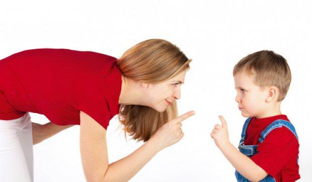 Покарання дітей: як можна карати, а як не можна?