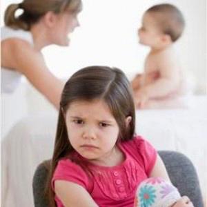 Дитячі ревнощі до мами: мама - моя!