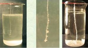Вирощування кристалів цукру