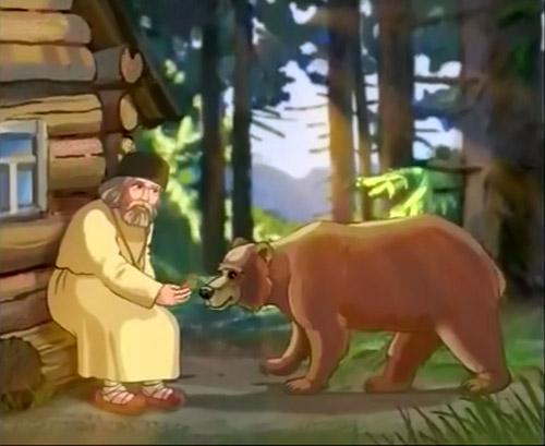 Преп.Серафим Саровський, житіє у викладі для дітей, мультфільм (онлайн і завантажити)