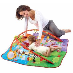 З якого віку можна використовувати розвиваючий килимок