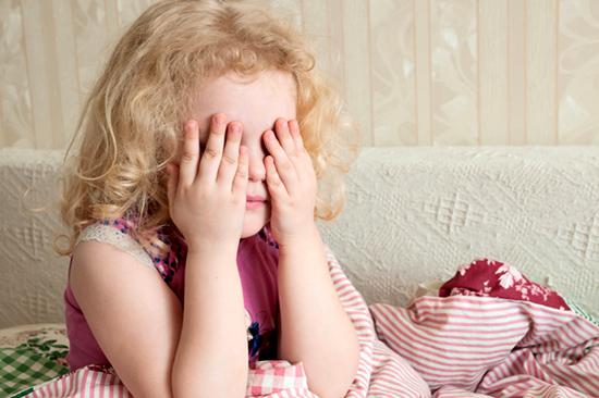 Причини дитячих страхів