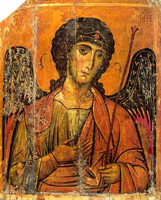 Акафіст святому Архистратигові Михаїлові і всім небесним хорам (українською)