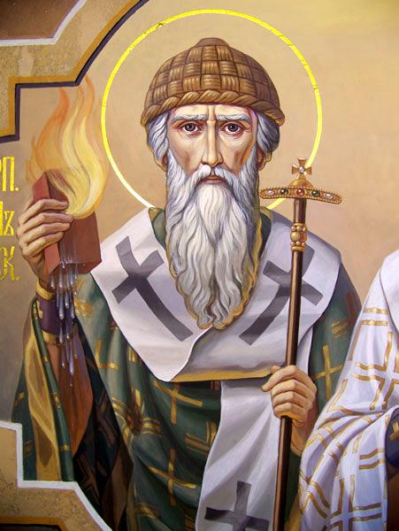 Акафіст свт. Спиридону, єпископу Тримифунтському, чудотворцю