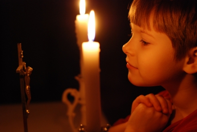 Молитви для дітей