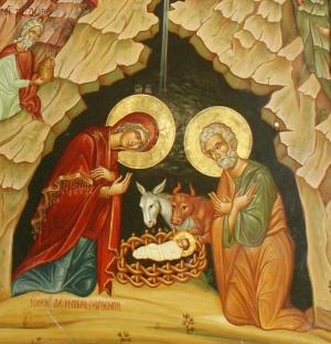 Акафіст Різдву Христовому