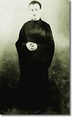 Св. Гавриїл Урґебадзе. Початок монашого життя