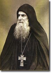 Монах Гавриїл Урґебадзе. Фото