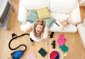 Як безлад у будинку впливає на здоров'я