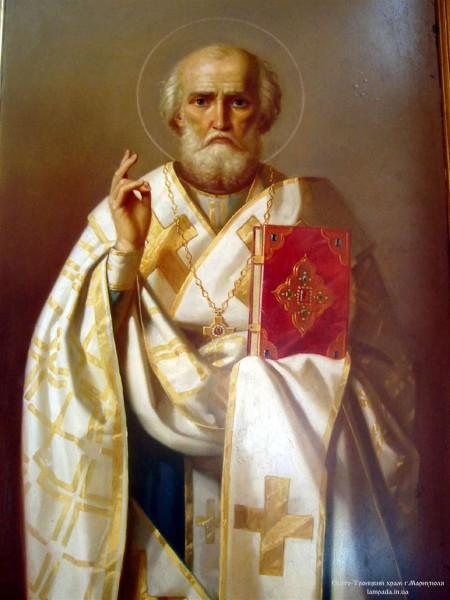 Чуда святителя Миколая Чудотворця