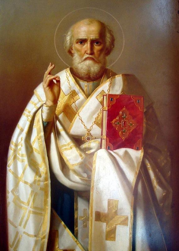Допомога Святого Миколая. Повернення