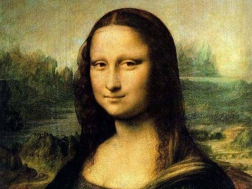 """""""Мона Ліза"""", Леонардо да Вінчі"""