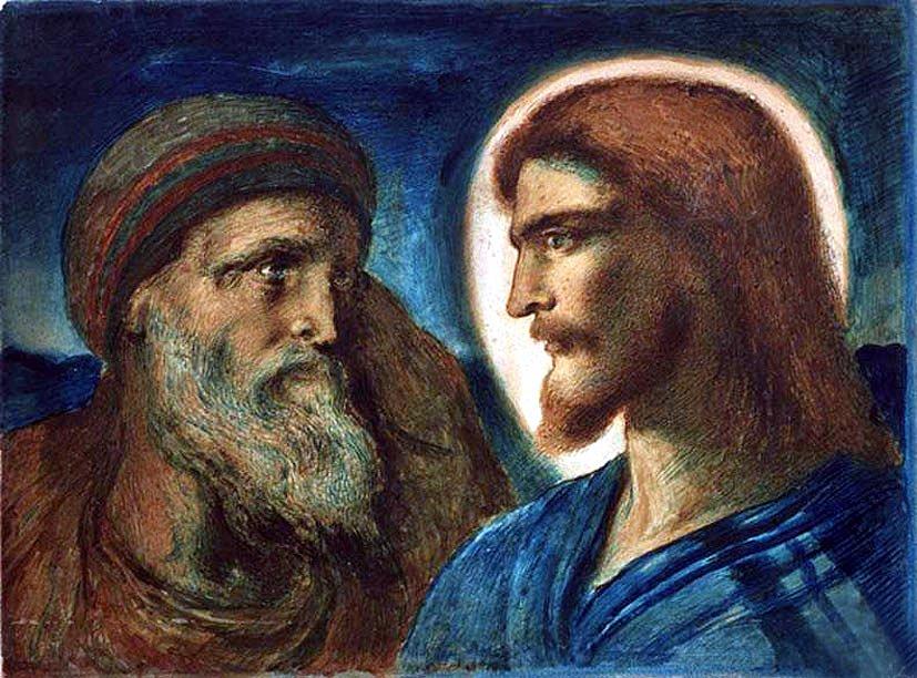 Чому Ісус Христос назвав Петра сатаною в Євангелії від Матвія 16:23?