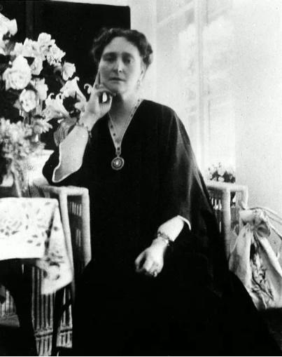 Імператриця Олександра Федорівна, 1916