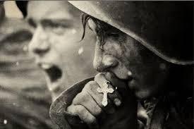 Про війни - питання священику, православний солдат
