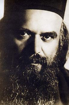 Святитель Микола Сербський