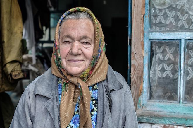 """Одна з """"самоселів"""" зони відчуження в Чорнобилі"""