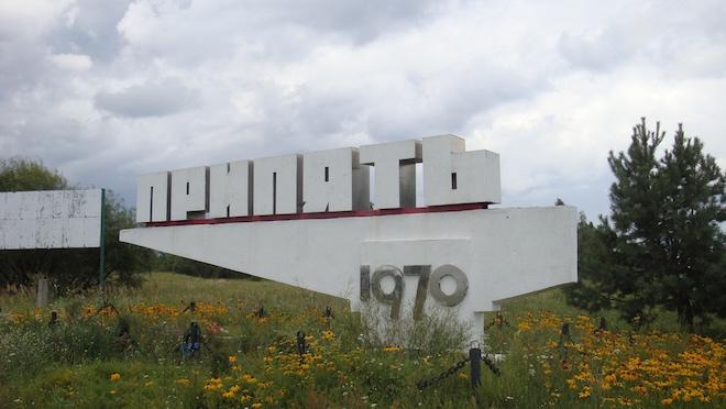Тури в Прип'ять, Чорнобиль