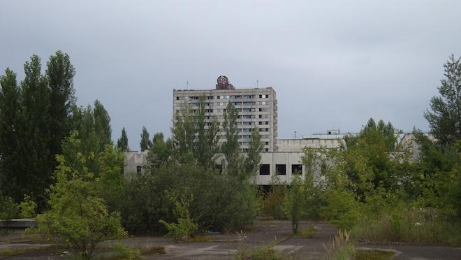Чорнобиль, Прип'ять