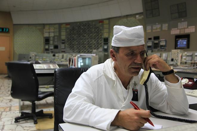 Експлуатація реакторів в Чорнобилі
