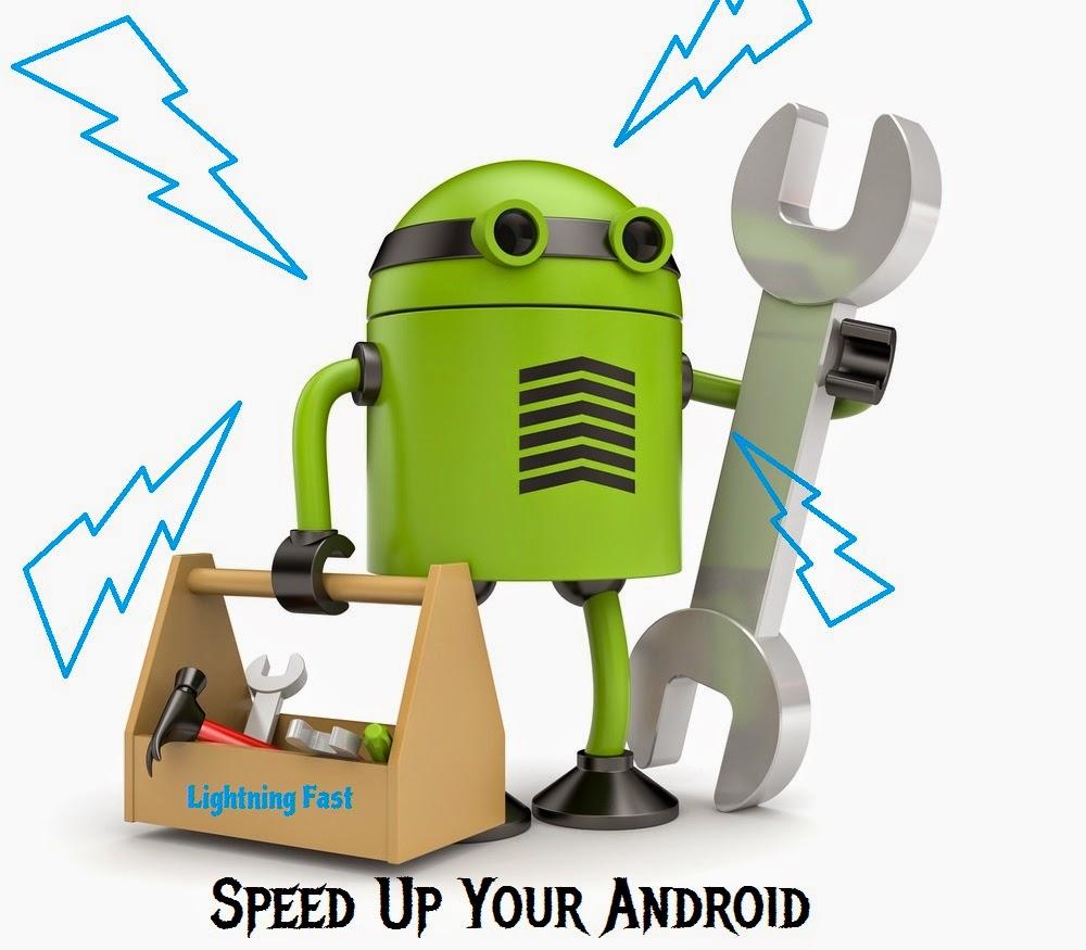Програми для очищення і прискорення Android