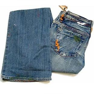 Як пофарбувати джинси в домашніх умовах