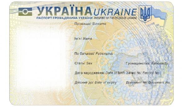 ID картка громадянина України