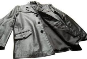 Як прати шкіряну куртку