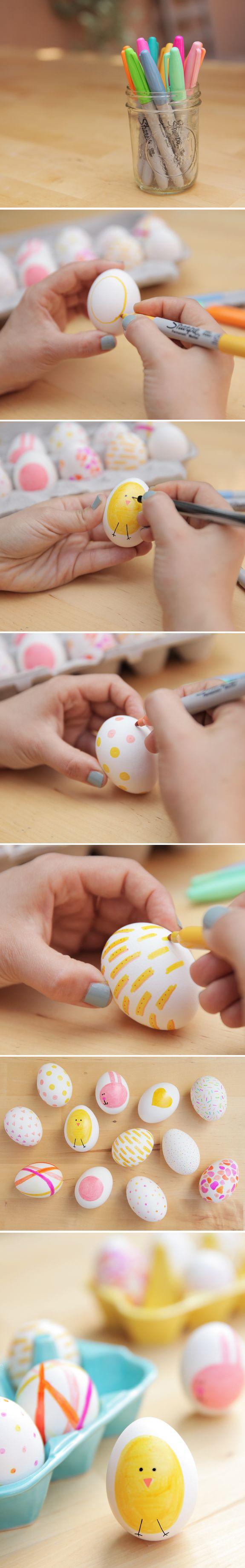 Намалювати картинки фломастерами