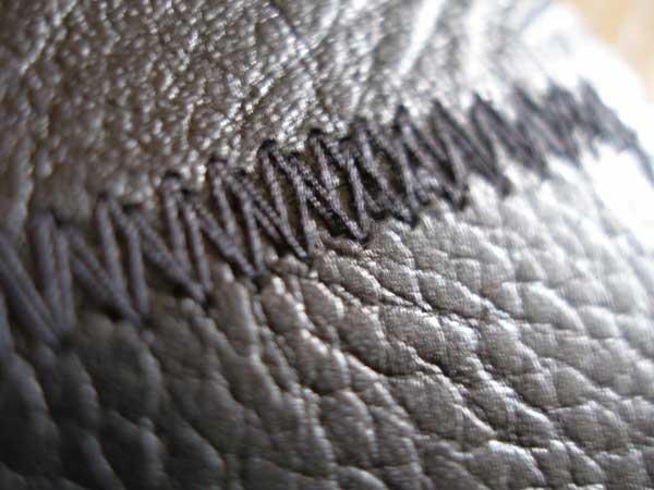Як шити шкіру
