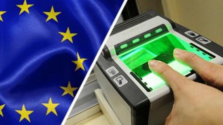 Біометричний паспорт і Шенгенська зона