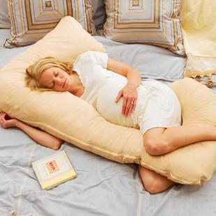 Як спати при вагітності