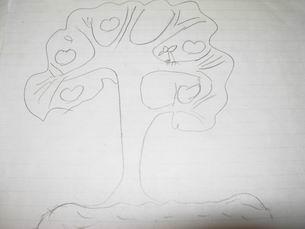 """Проективний рисунковий тест """"Дерево"""""""
