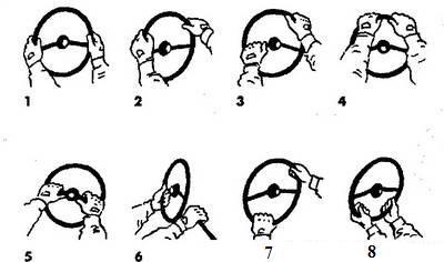 Тест - Руки на кермі