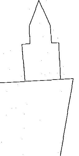 Замок на скелі. Тест